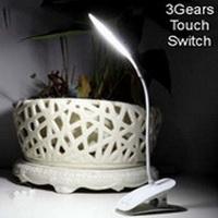 USB Recharge Clamp LED Desk Light