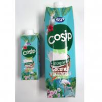 Unsweetened Coconut Milk Beverage