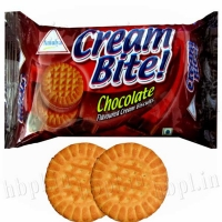 Cream Bite Sandwich Biscuits