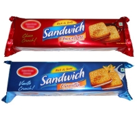 Sandwich Cream Biscuits