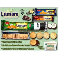 Lamore Cream Biscuits
