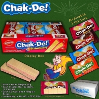 De Cream Wafers & Wafer Biscuits