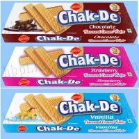 Cream Wafers & Chak De Cream Wafer Biscuits