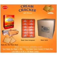 Cream Cracker Biscuits