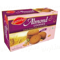 Almond Delicious Cookies
