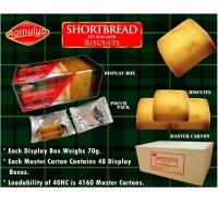 Short Bread Butter Cookies