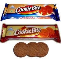 Cookie Bite Delicious Cookies