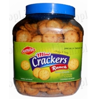 Mini Ranch Crackers & Salt Cracker Biscuits