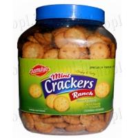 Mini Ranch Crackers & Salt Cracker Biscuits