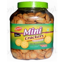 Mini Crackers & Salt Cracker Biscuits