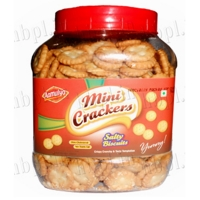 Mini Salt Crackers & Cracker Biscuits