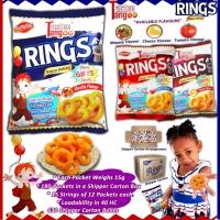 Rings Spicy Snacks