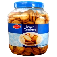 Ranch Crackers Or Crunchy Biscuits
