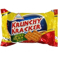 Cracker Biscuits & Krunchy Kracker Biscuits