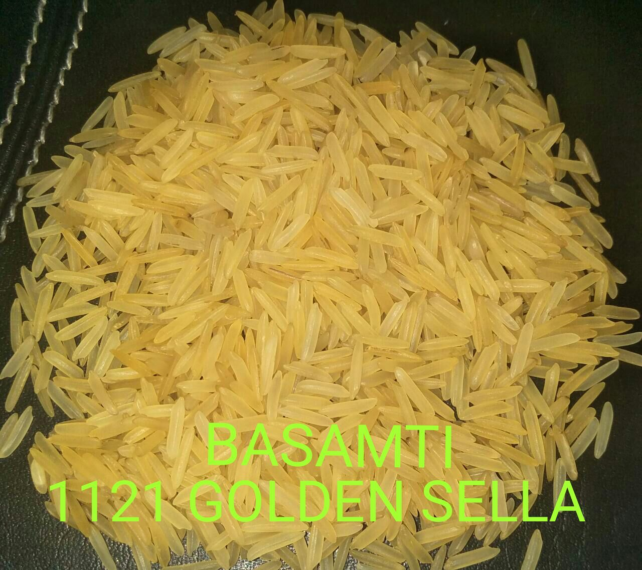Basmati 1121 Golden Sella Rice : Manufacturers, Suppliers