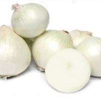 White Preserved Onions