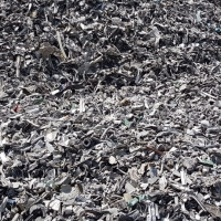 Shredded Scrap Aluminim