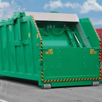 Static Compacting Machines