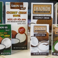 Coconut Milk & Cream From Thailand
