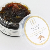 Black Soap With Oud
