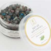 Bath Salt With Rosemary