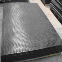 Stable Rubber Mat Bubble Top 12mm