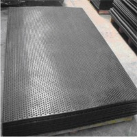 Stable Rubber Mat Bubble Top 17mm