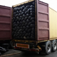 Truck Trailer Tires Ready To Mount