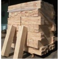 Dried Sawn Rubber Wood