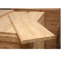 Rubber Wood Finger Joint Laminated Panels