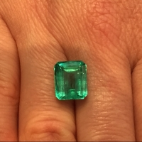 Super Clean Colombian Emerald
