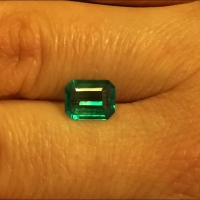 1,  51ct Colombian Emerald Ref 38/76