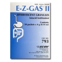 E-Z-Gas II Effervescent Granules, 400ML