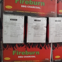BBQ Charcoal Briquette