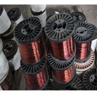 Enemaled Copper Wire