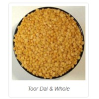 Toor Dal & Whole