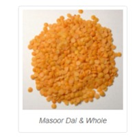 Masoor Dal & Whole