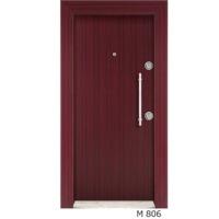 D- Laminated Panel Steel Security Doors