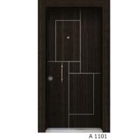 H- Alphi Panel Steel Security Doors