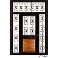 I- Customised Steel Security Doors