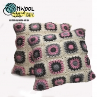 Brocade Handmade Pillow Cover