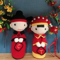 Crochet Handmade Couple