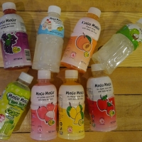 Mogu Mogu Fruit Juice 320ml