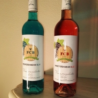 Mediterranean Rose wine