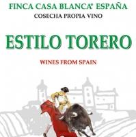 Estilo Torero - Vino Blanco (White Wine)