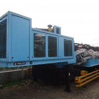 Used Special Heavy-Duty Trailer