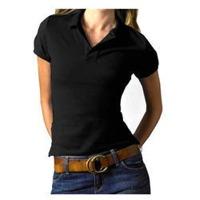 Womens Polo T-Shirt