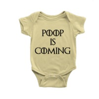 100% Bamboo Cotton Baby Romper