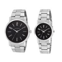 Watch With Metal Chain
