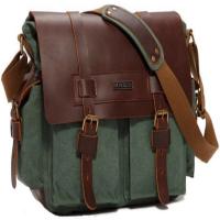 Canvas Mens Messenger Bag